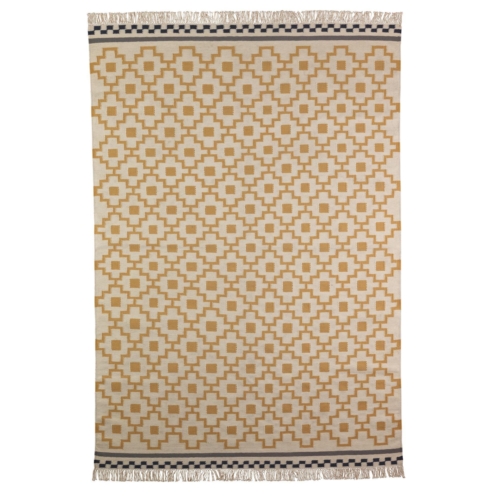 ikea alvine ruta teppich flach gewebt handgewebt von talentierten kunsthandwerkern jedes. Black Bedroom Furniture Sets. Home Design Ideas