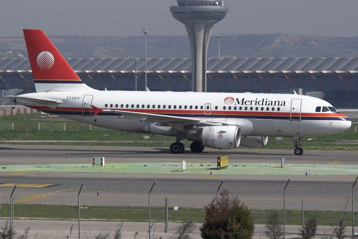 Meridiana aircraft Aircraft, Aviation, Airplane