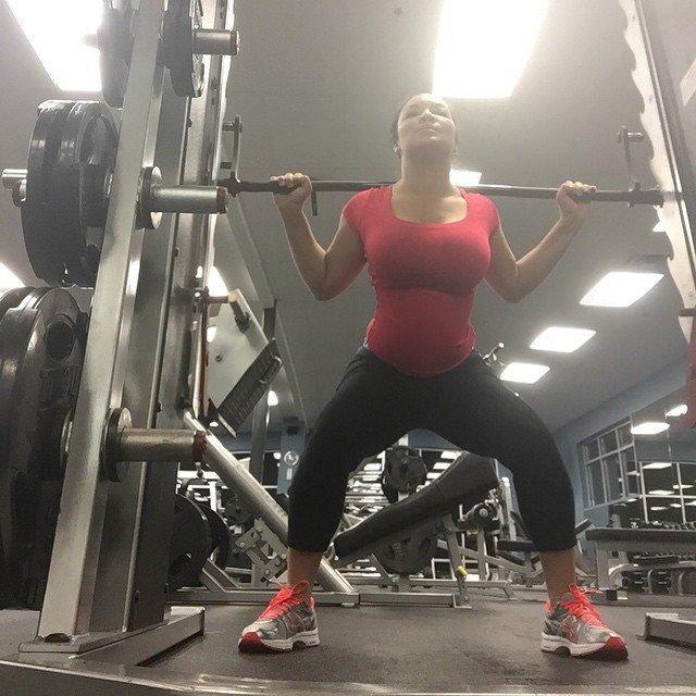 She Loves Working Out Workout Love Her Fit Women