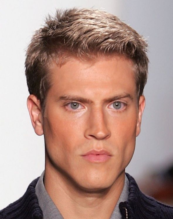 Short Hairstyles For Men With Thin Straight Hair