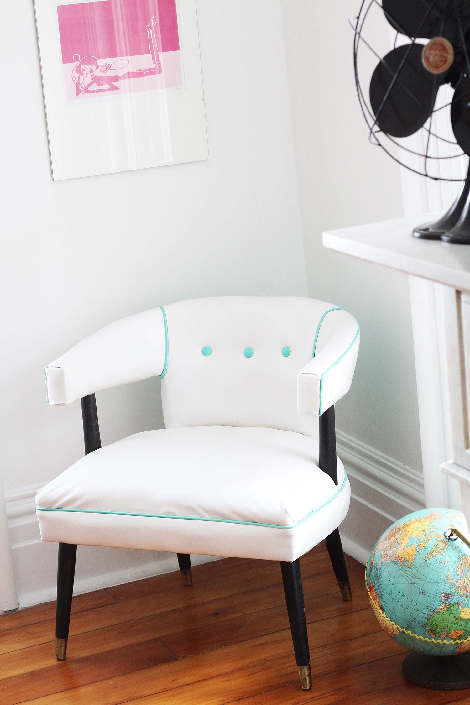 How To Spray Paint Vinyl Upholstery Vinyl Chairs Furniture