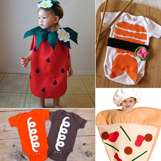 You Are What You Wear The Cutest Food-Inspired Halloween Costumes - halloween costume ideas cute