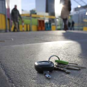 Four quick tips to help you find lost keys and cope if your