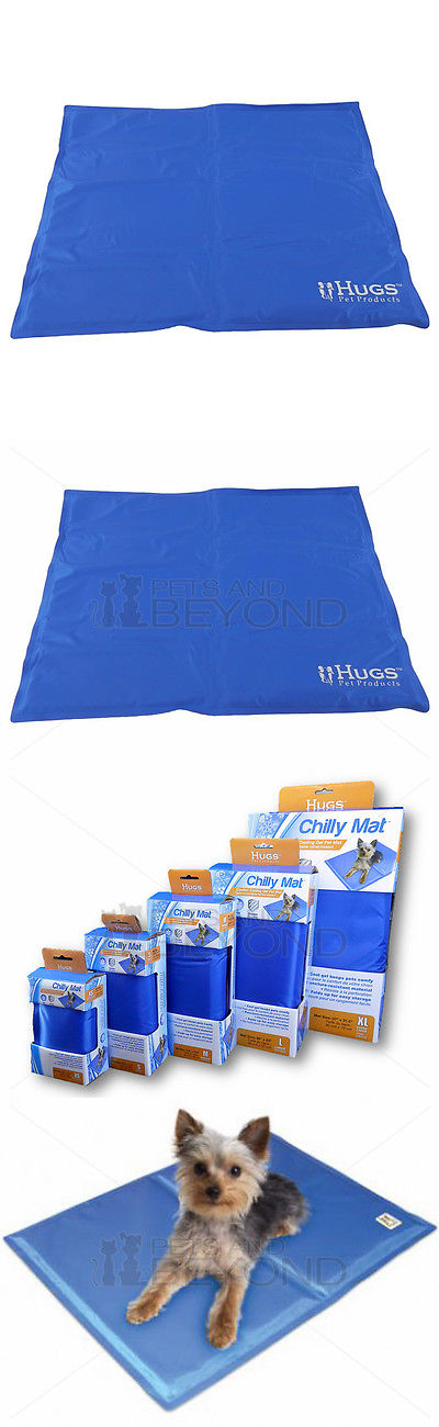 Beds 20744 Hugs Chilly Mat Cooling Dog Bed Indoor Outdoor