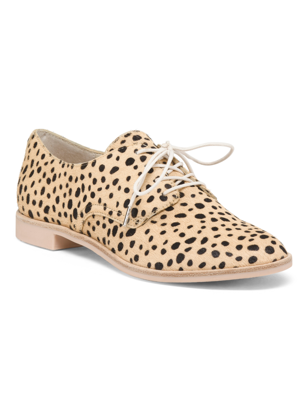 Leopard haircalf, Loafers, Dress shoes men