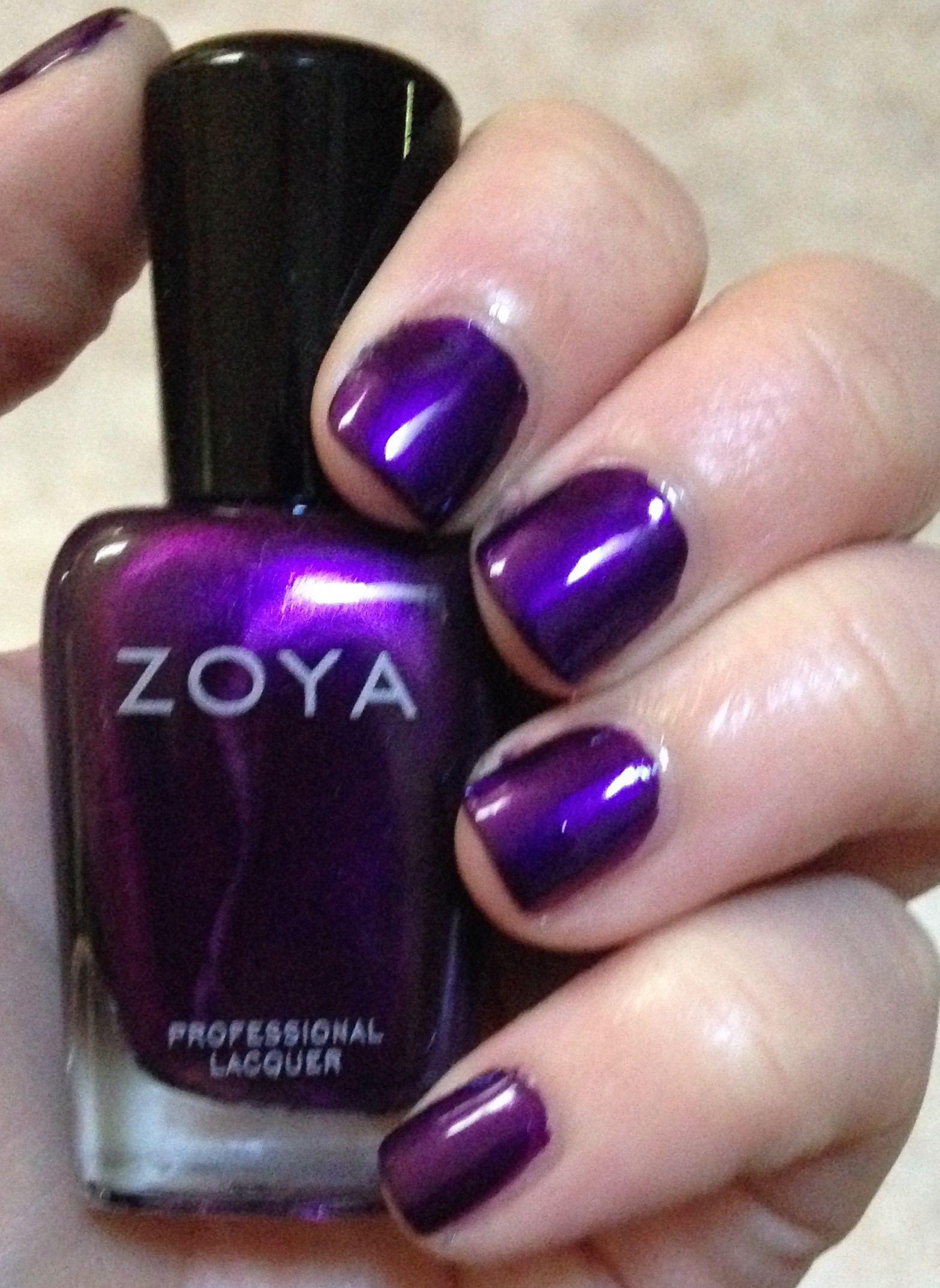 Zoya – Giada | Adventures in Polishland | Pinterest | Zoya nail polish