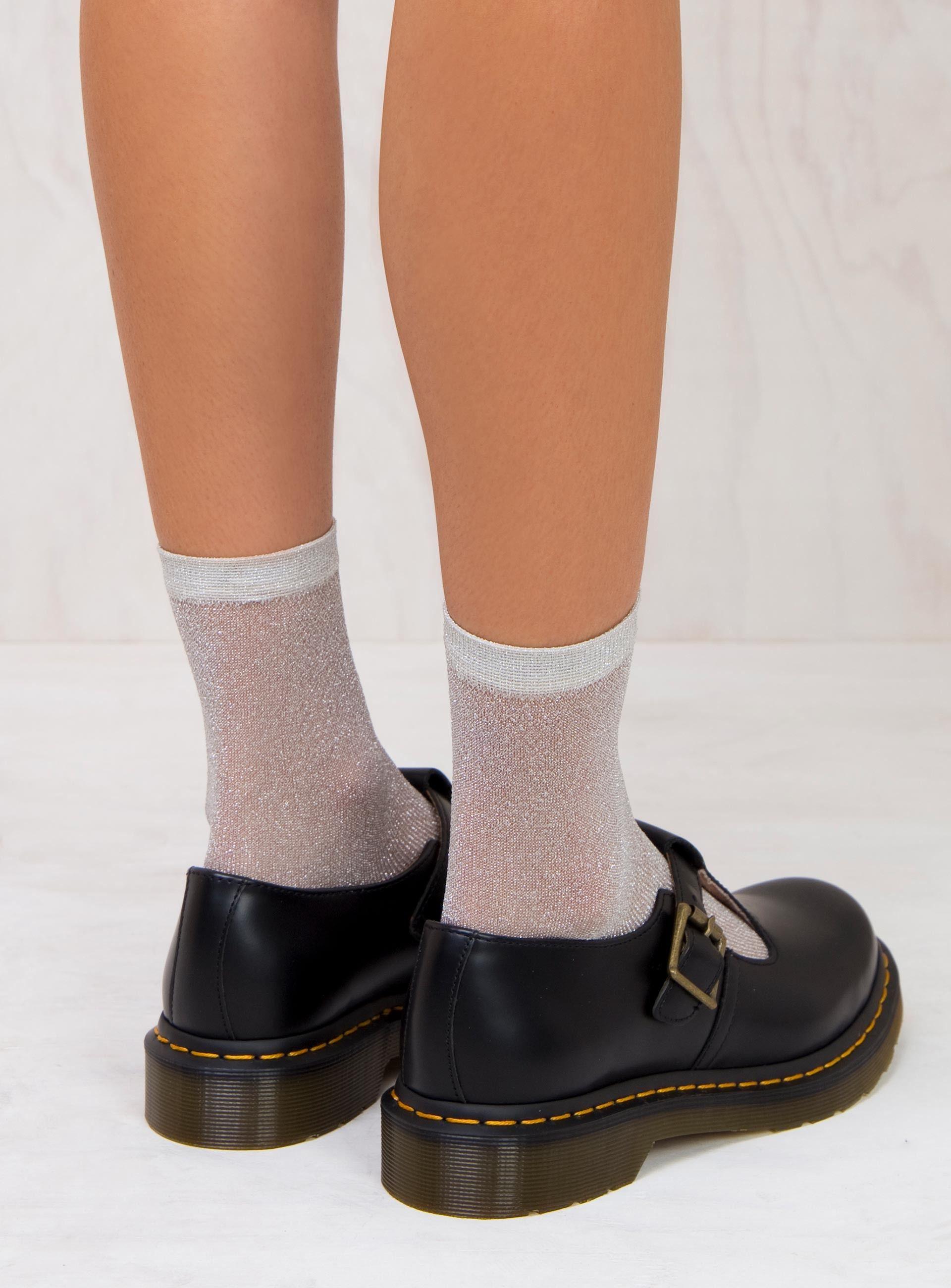 Dr. Martens Polley T-Bar M Jane Shoes