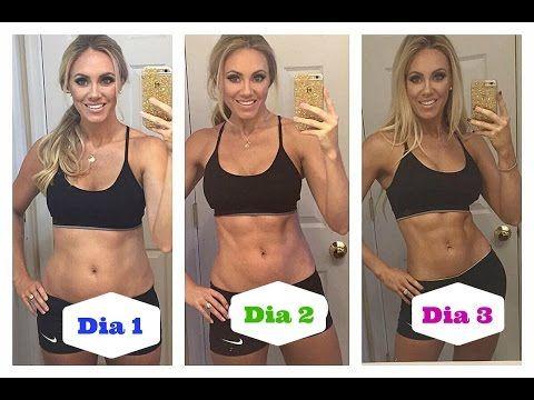 Reducir cintura y aplanar abdomen en s lo 30 d as l abs workout raffaela cornejo d az - Quema grasa desde casa ...