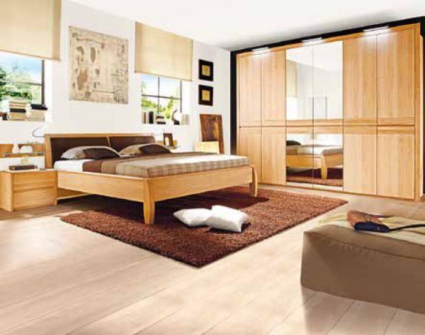 Schlafzimmer von porta Mu00f6bel ansehen!