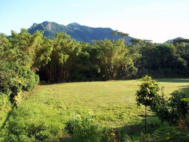 View from la casa de Tiburon, Mastatal, Costa Rica.