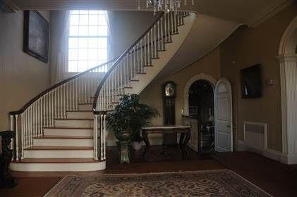 Plantation style home interiors