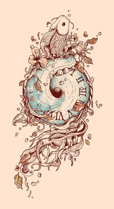 A Temporal Existence Art Print by Norman Duenas