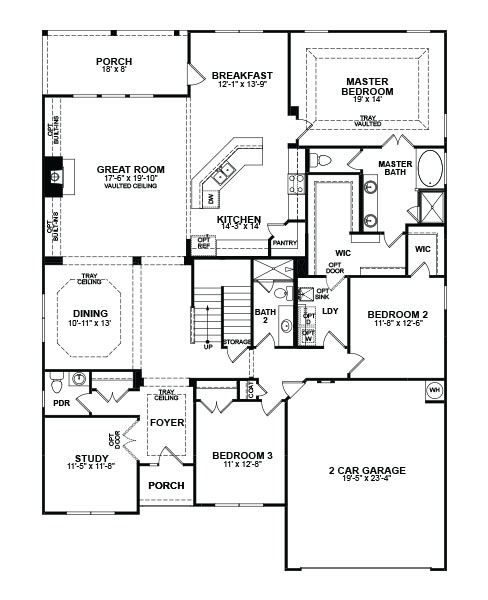 Search For Homes Beazer Homes Building Plans House House Blueprints House Floor Plans