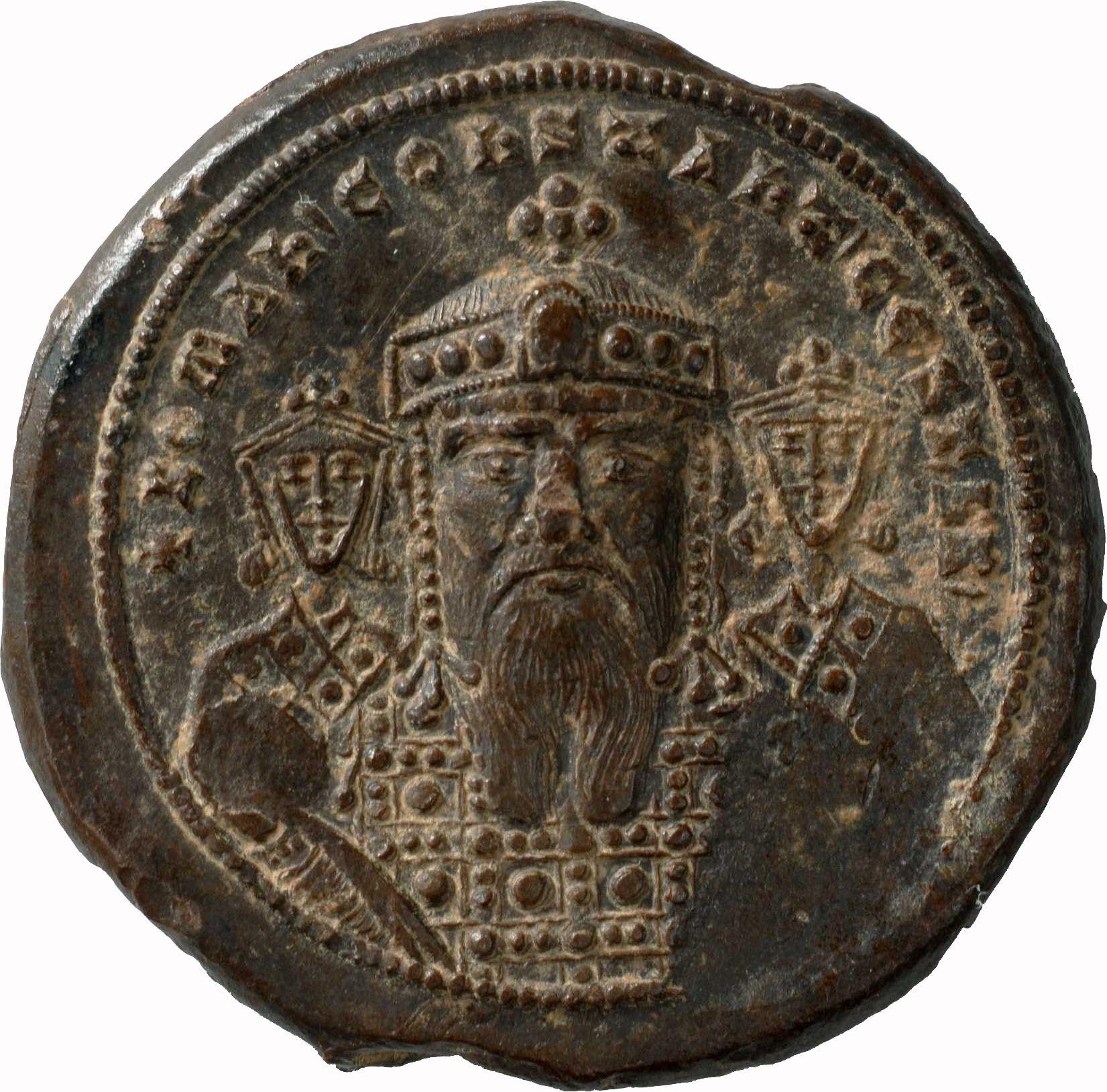 Seal Of Romanos I Lekapenos  931