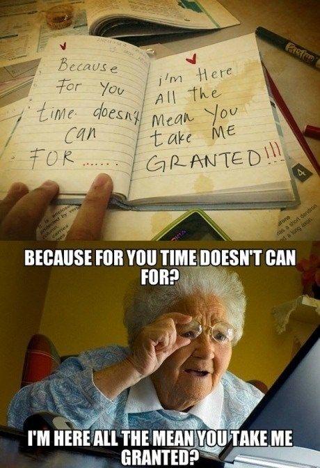 grandma not title best forever