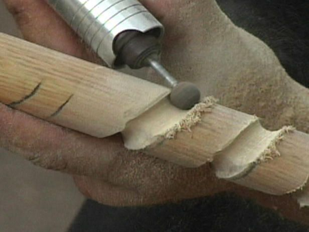 Wooden Cane Designs making hand carved wal...