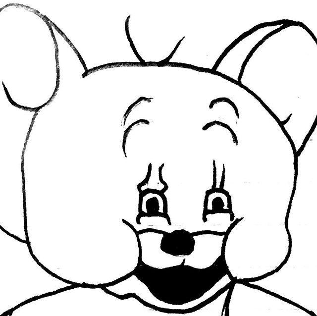 Reposting Jakirajurosawa Inktober 26 Squeak 3 Jerry From The Meme 3 Inktober Inktober2017 Art Artistsoninstagram Drawing Drawings Line Art Art