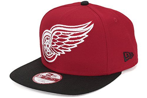 a8be33917eee4 New Era Logo Grand Redux Detroit Red Wings Snapback – Detroit Sports Outlet