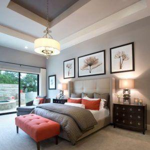Dormitorios matrimoniales modernos 2018 decoraci n y 100 for Ideas decoracion dormitorio matrimonio