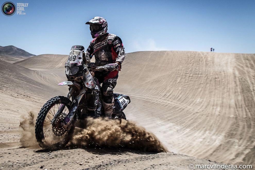 Dakar Rally 2014 by Marc van der Aa