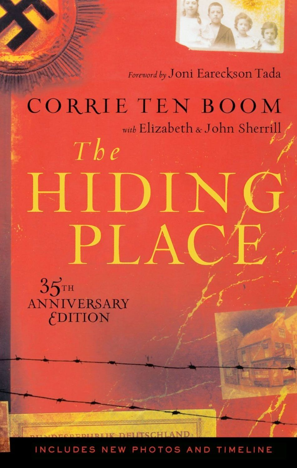 The Hiding Place Book Review Plugged In Reviews From A Perspective