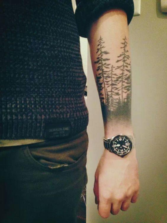 16 Super Cool Forearm Tattoos For Men | tats n toos | Pinterest ...