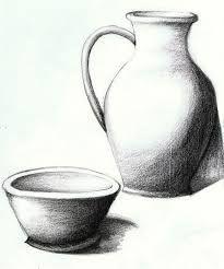 Resultado De Imagen Para Taza De Cafe Dibujo A Lapiz Still Life Drawing Still Life Sketch Still Life Pencil Shading
