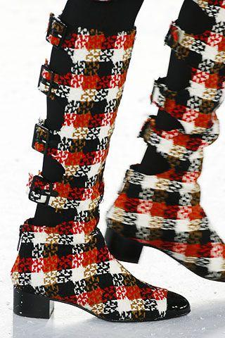 Chanel F/W 2007-08 RTW