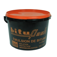 Bitume Etancheite Impermeabilisant Bituflash Maconnerie Peinture Etanche Hydrofuge Toiture