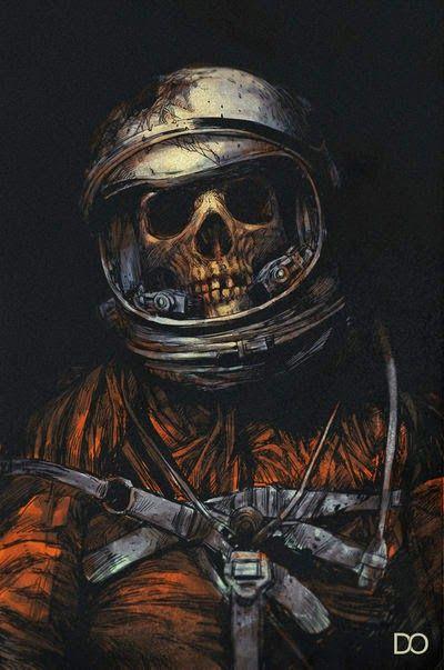 Mercenary Garage: Repose  #SpaceHelmet #Mercenary #MercenaryGarage