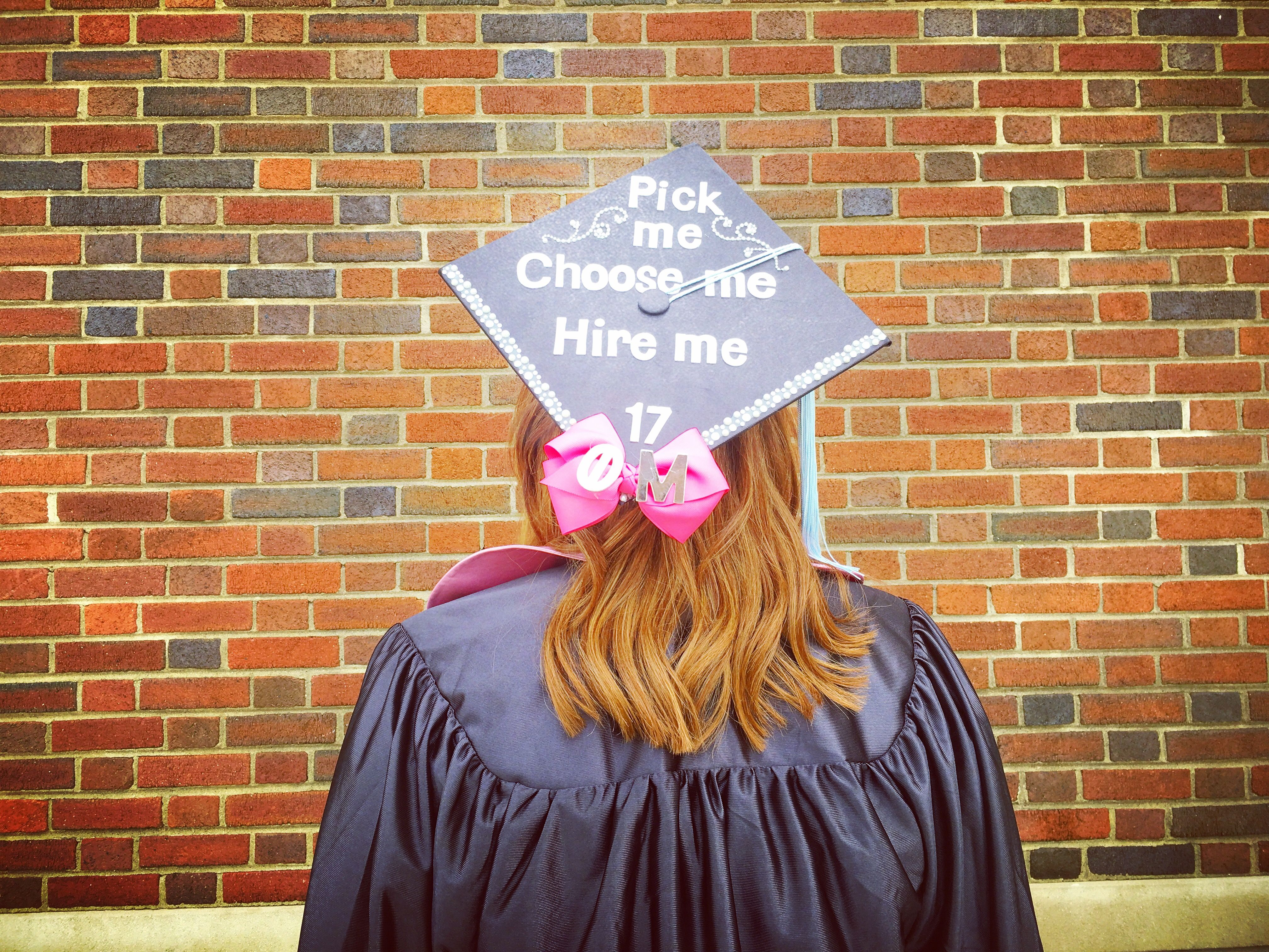 Greys anatomy graduation cap | Don\'t forget, these are cool ...