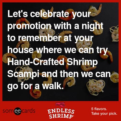 Red Lobster Shrimp Meme