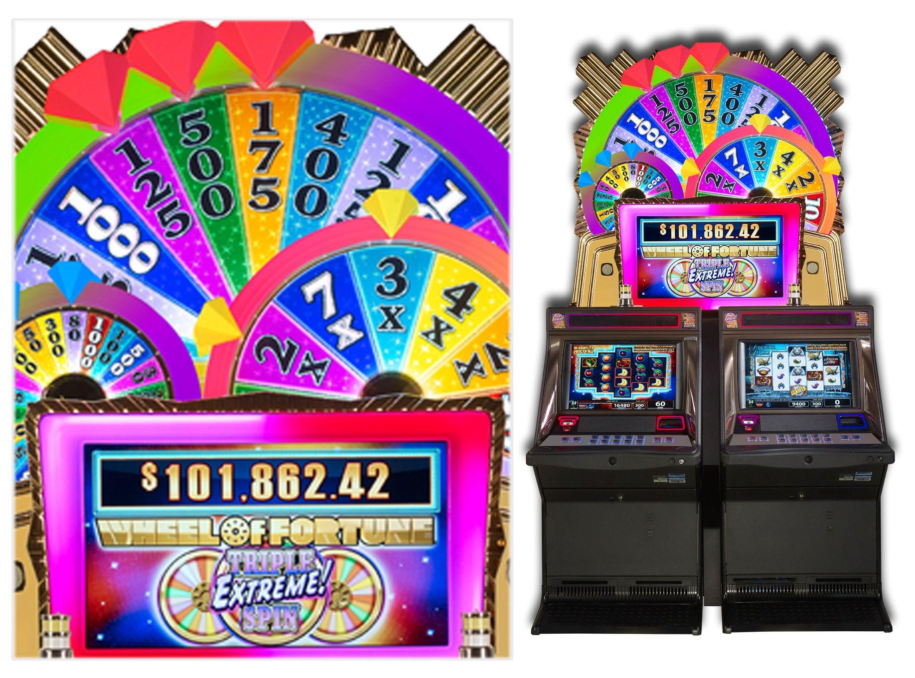 Buffalo extreme slot machine