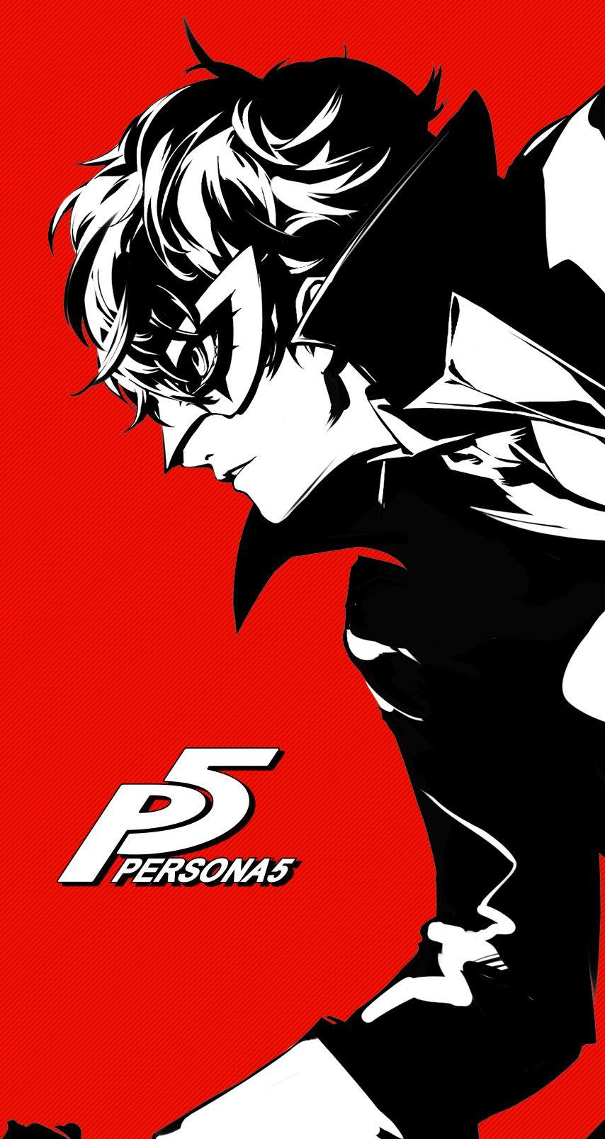 Persona 5 Joker Wallpaper Iphone