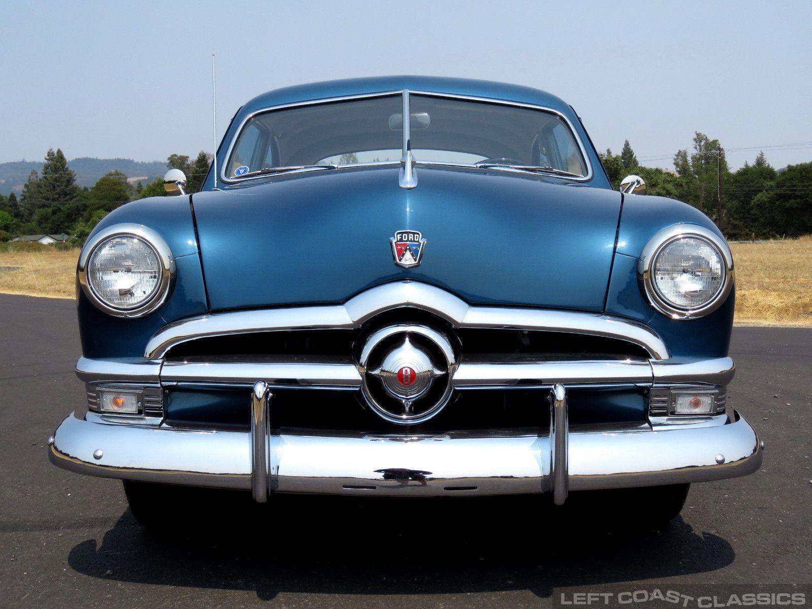 1950 Ford Custom Club Coupe eBay Ford, Bmw classic