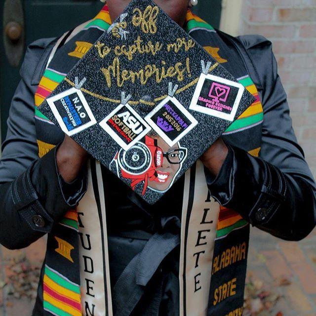 Graduation caps photography #1