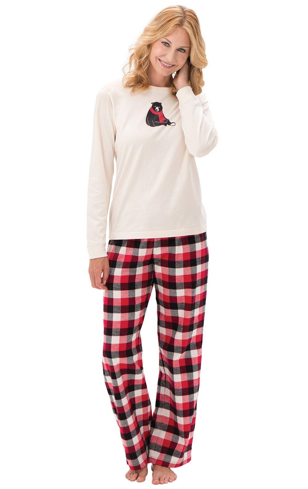 HiBEARnate Women's Pajamas View All Pajamas for Women