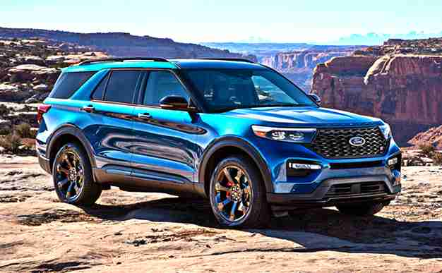 2021 ford explorer platinum horsepower  ford new model