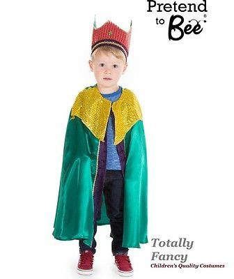 Boys Three Wise Men Balthazar Costume Child 3 Wiseman Christmas Book Week School