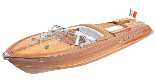 Wooden Cruise Boat Transparent Image
