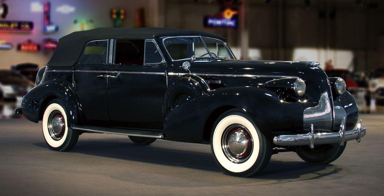 1939 Buick Roadmaster Series 80 Phaeton 2015 General Motors Llc