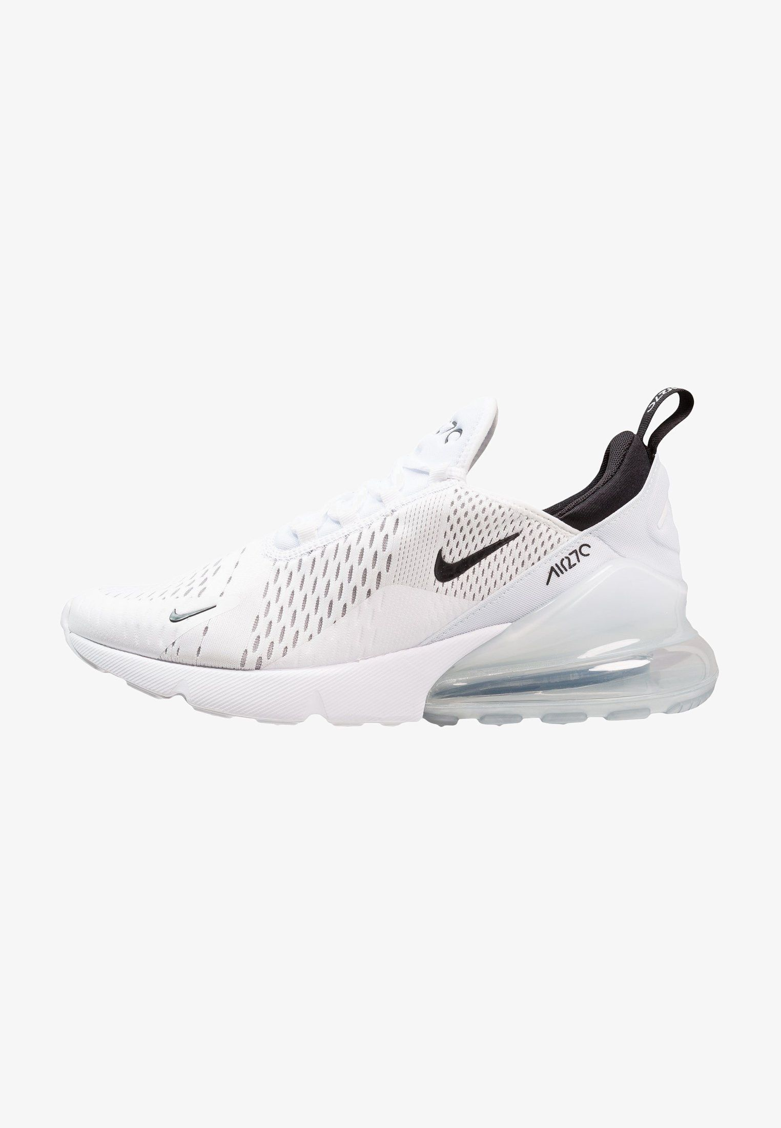 Nike Sportswear AIR MAX 270 - Baskets basses - white/black ...