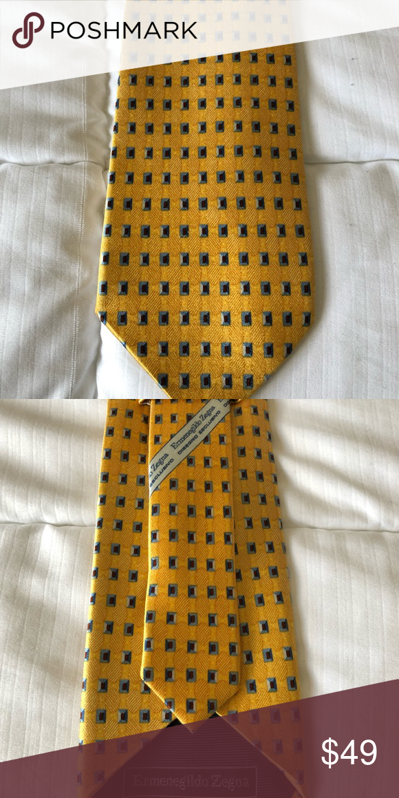 e4e4e51f Ermenegildo Zegna Tie Beautiful designer tie in perfect condition ...