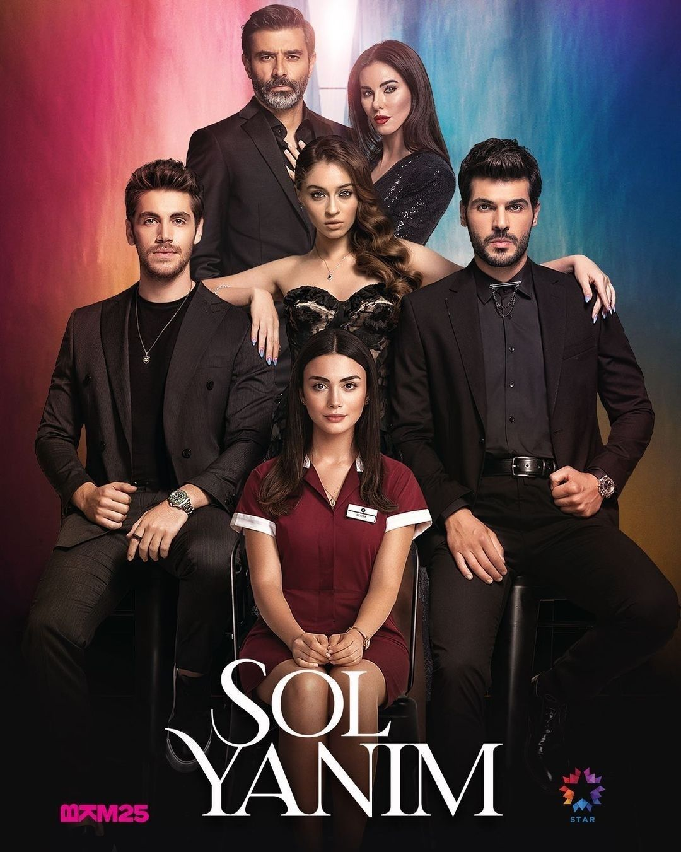 My Left Side Sol Yanim Tv Series Turkish Drama In 2021 Drama Tv Shows Tv Series Turkish Film