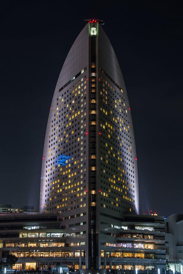 Intercontinental Hotel In Yokohama