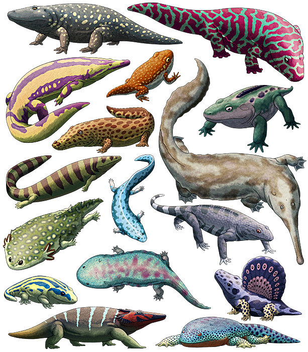 art #prehistoricanimals