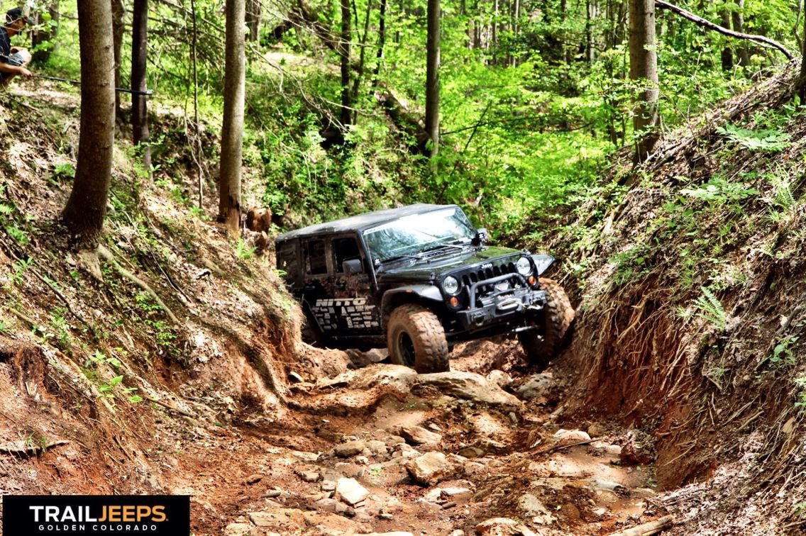 #NittoJKX   For more jeep builds, funny memes, giveaways, trail runs, product showcases, and what's happening at the shop. Follow @trailjeeps  Or visit us online at www.trailjeeps.com  #trailjeeps #offroad #fourwheeling #4x4 #jkwrangler #rockcrawling #jeep #itsajeepthing #myjeepbuild #builtjeeps #JKX2015   #trailjeeps #nitto #dynatrac #rigid #revolutiongear #kingshocks #warn #trucklite #discounttire #evomfg