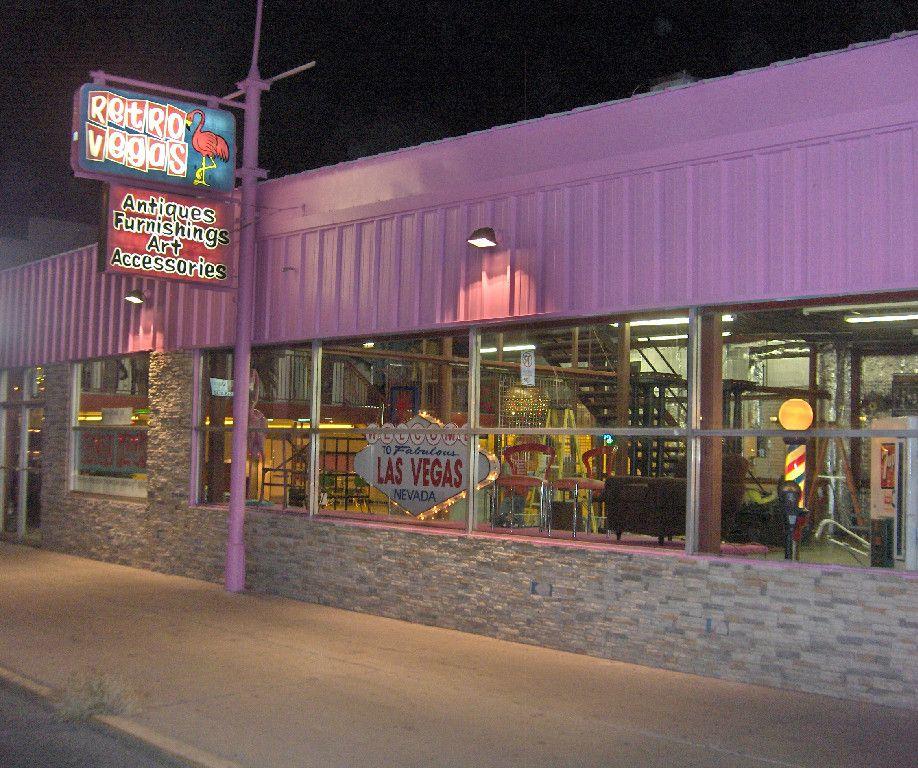 Best Vegas store for retro furniture & household