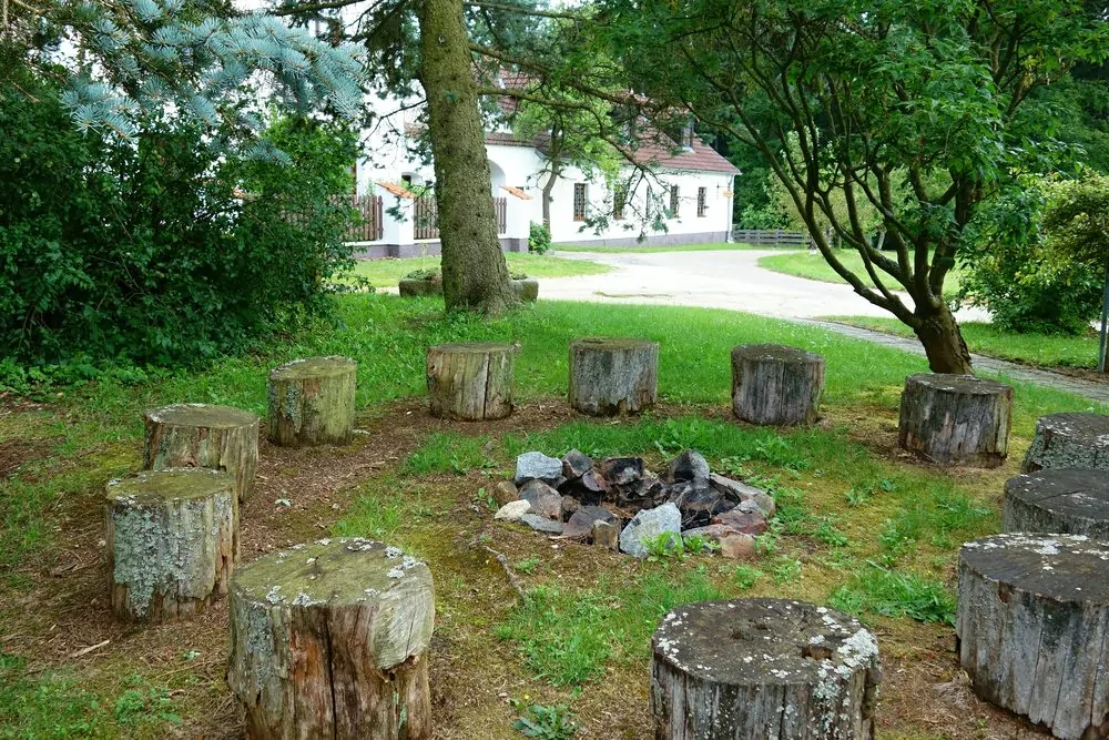 Photo of 44 Outdoor Fire Pit Seating Ideas (Photos)