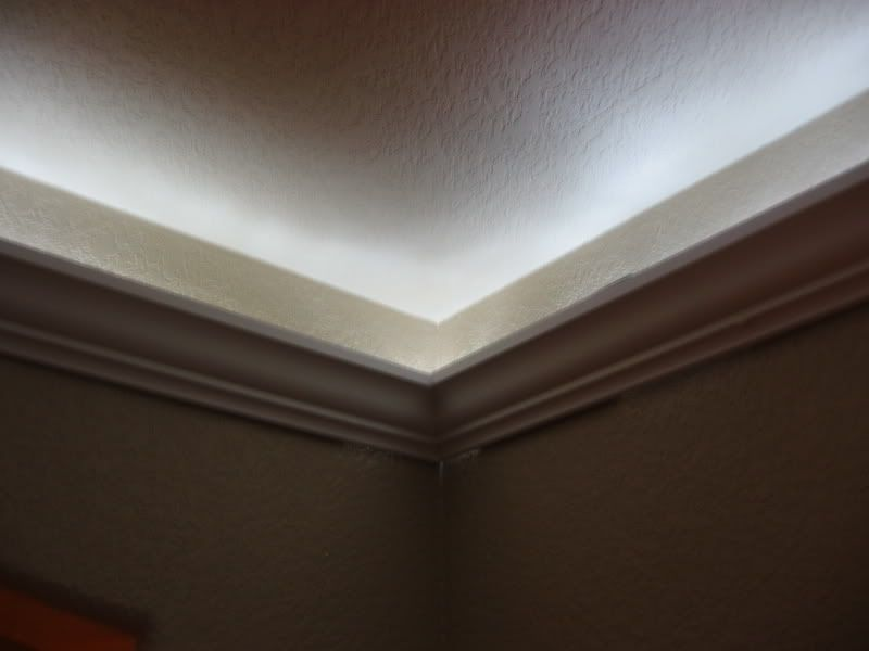 Crown molding with rope lighting bedroom renovation pinterest crown molding with rope lighting aloadofball Choice Image